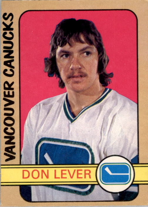 1972-73 O-Pee-Chee #259 Don Lever RC