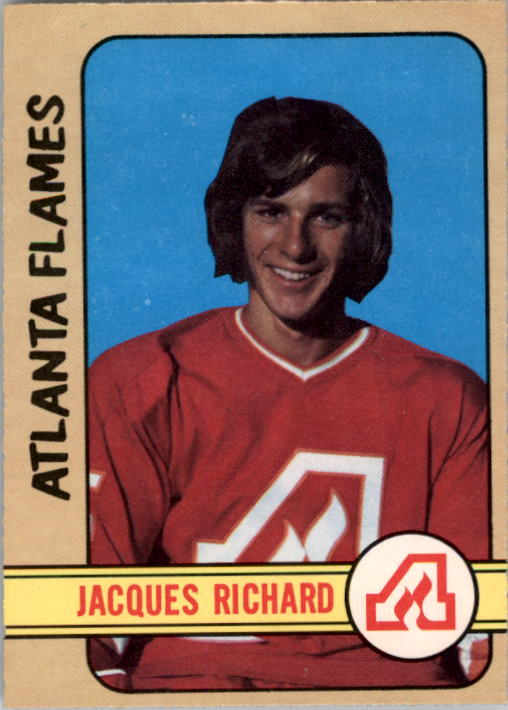 1972-73 O-Pee-Chee #279 Jacques Richard RC