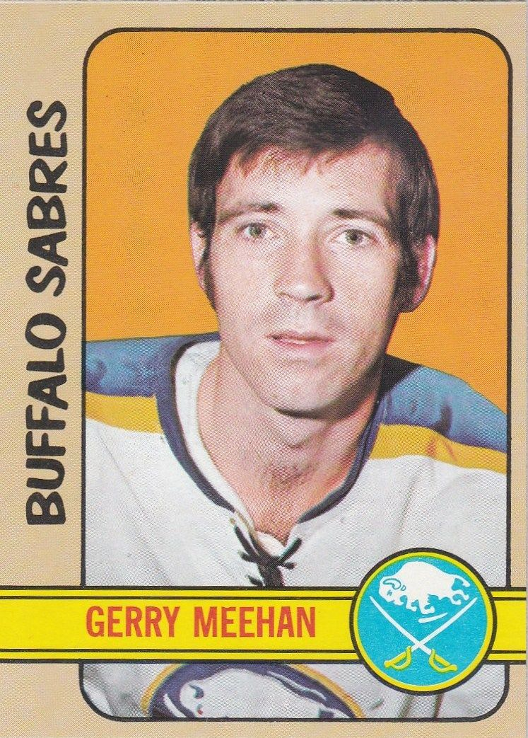1972-73 Topps #16 Gerry Meehan