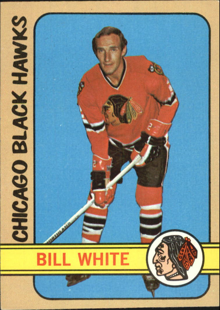 1972-73 Topps #40 Bill White DP