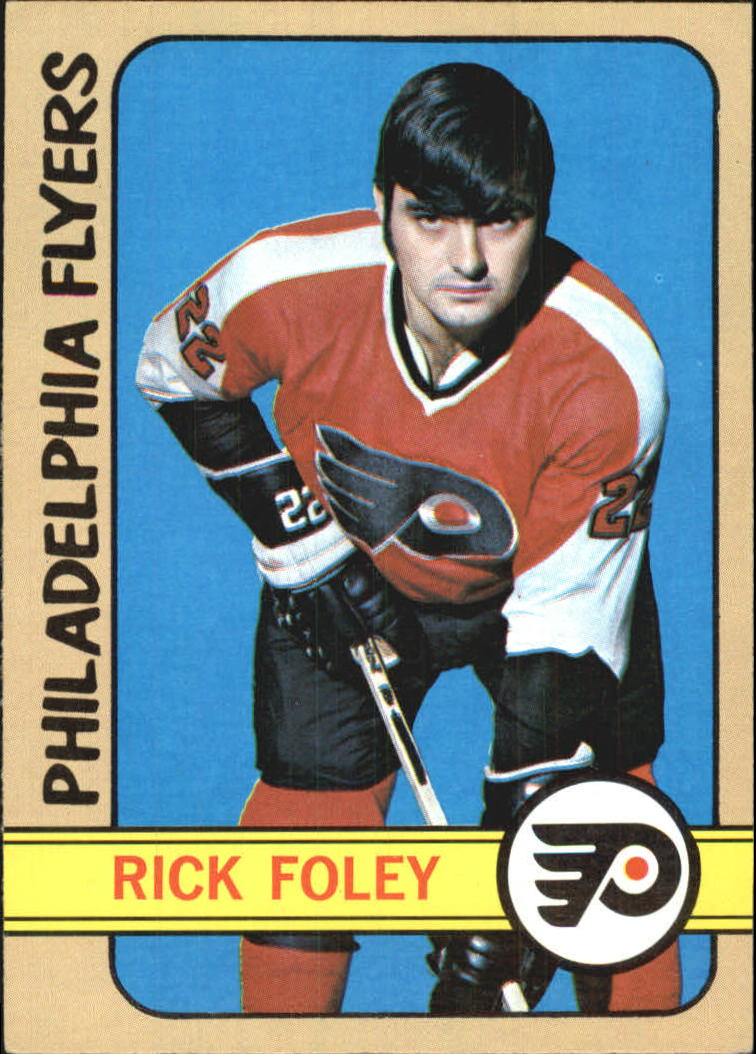 1972-73 Topps #98 Rick Foley DP RC