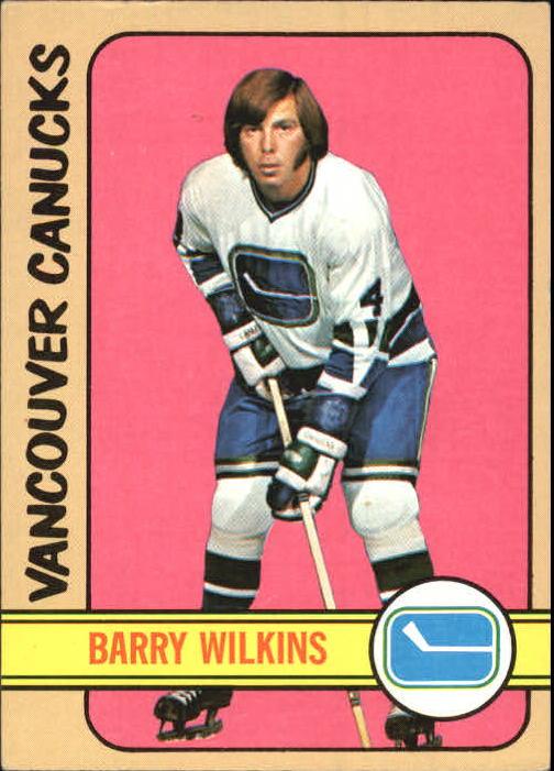 1972-73 Topps #102 Barry Wilkins