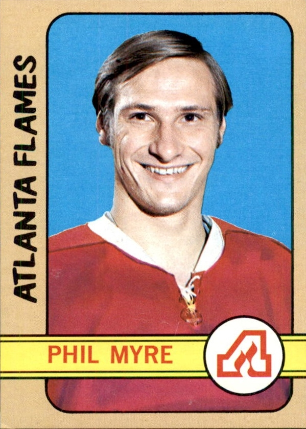 1972-73 Topps #109 Phil Myre DP RC