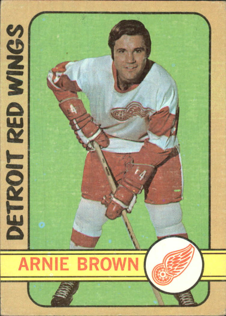 1972-73 Topps #111 Arnie Brown DP