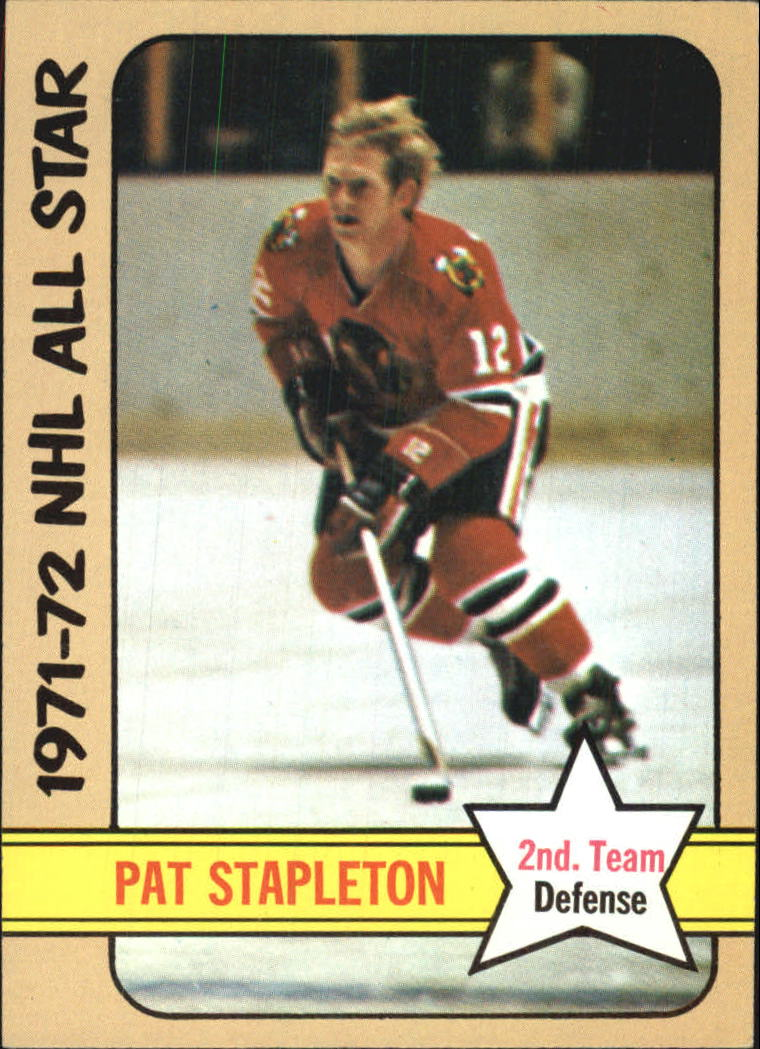 1972-73 Topps #129 Pat Stapleton AS2 DP