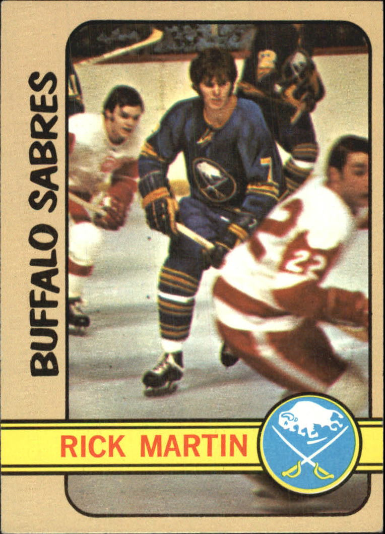 1972-73 Topps #145 Richard Martin DP