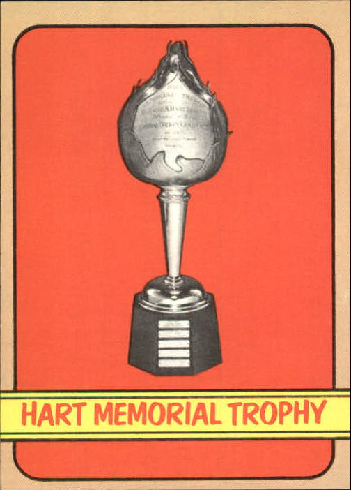 1972-73 Topps #171 Hart Memorial Trophy