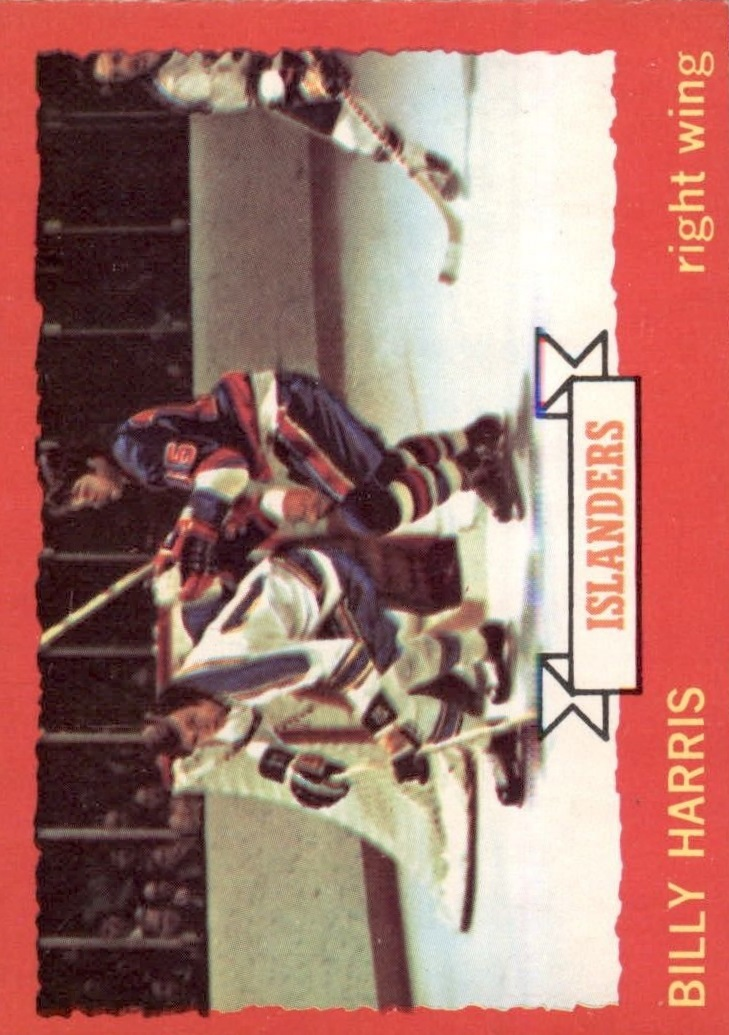 1973-74 O-Pee-Chee #130 Billy Harris RC