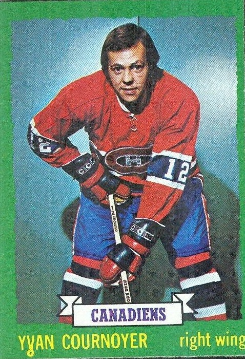 1973-74 O-Pee-Chee #157 Yvan Cournoyer