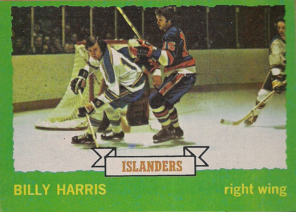 1973-74 Topps #130 Billy Harris RC