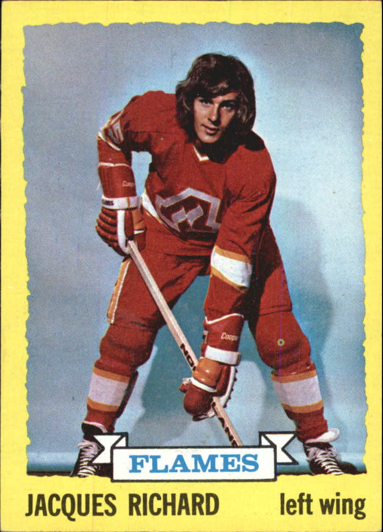 1973-74 Topps #169 Jacques Richard