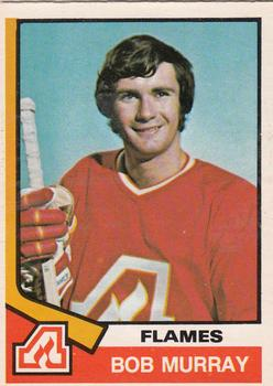 1974-75 O-Pee-Chee #336 Bob Murray RC