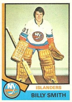 1974-75 Topps #82 Billy Smith