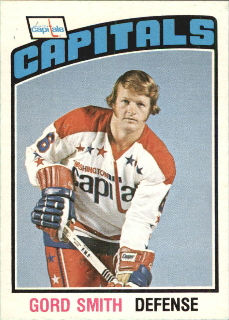 1976-77 O-Pee-Chee #303 Gord Smith RC
