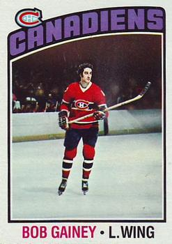 1976-77 Topps #44 Bob Gainey