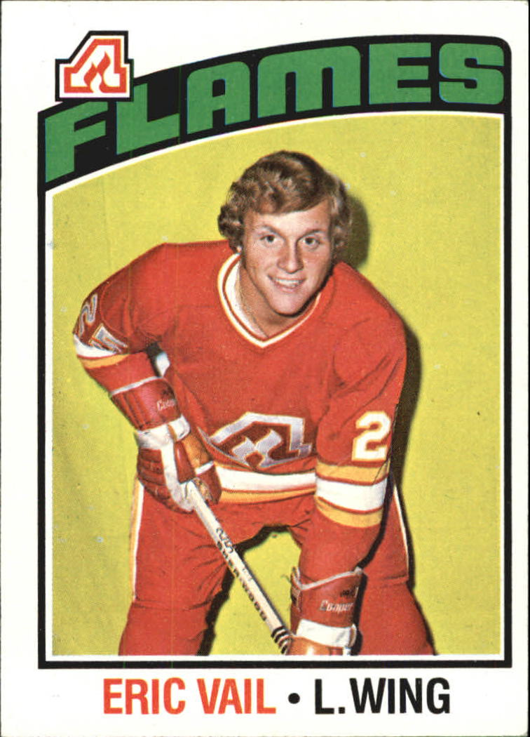 1976-77 Topps #51 Eric Vail