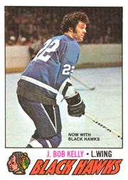 1977-78 O-Pee-Chee #14 J. Bob Kelly
