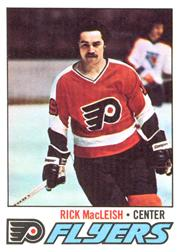 1977-78 O-Pee-Chee #15 Rick MacLeish