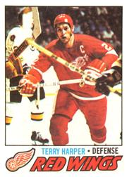 1977-78 O-Pee-Chee #16 Terry Harper