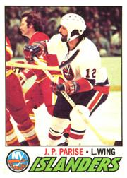 1977-78 O-Pee-Chee #29 Jean-Paul Parise