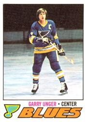 1977-78 O-Pee-Chee #35 Garry Unger