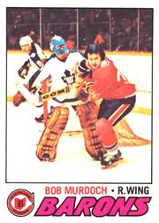 1977-78 O-Pee-Chee #39 Bob Murdoch