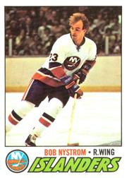 1977-78 O-Pee-Chee #62 Bob Nystrom