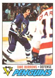 1977-78 O-Pee-Chee #66 Dave Burrows