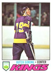 1977-78 O-Pee-Chee #67 Butch Goring
