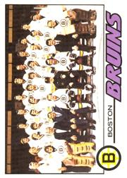 1977-78 O-Pee-Chee #72 Bruins Team