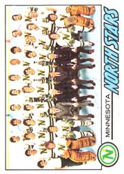 1977-78 O-Pee-Chee #79 North Stars Team