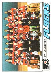 1977-78 O-Pee-Chee #83 Flyers Team