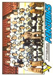 1977-78 O-Pee-Chee #84 Penguins Team