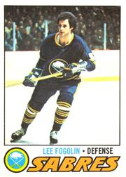1977-78 O-Pee-Chee #94 Lee Fogolin