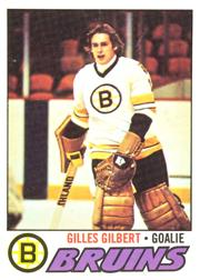 1977-78 O-Pee-Chee #125 Gilles Gilbert