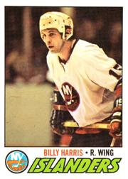 1977-78 O-Pee-Chee #126 Billy Harris