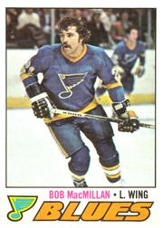 1977-78 O-Pee-Chee #141 Bob MacMillan