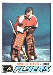 1977-78 O-Pee-Chee #142 Wayne Stephenson