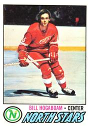 1977-78 O-Pee-Chee #148 Bill Hogaboam