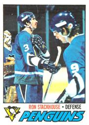 1977-78 O-Pee-Chee #157 Ron Stackhouse