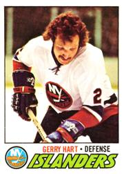 1977-78 O-Pee-Chee #162 Gerry Hart