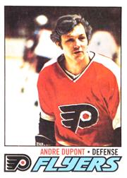 1977-78 O-Pee-Chee #164 Andre Dupont