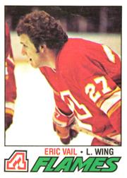 1977-78 O-Pee-Chee #168 Eric Vail front image