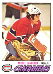 1977-78 O-Pee-Chee #177 Michel Larocque