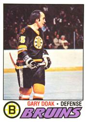 1977-78 O-Pee-Chee #181 Gary Doak