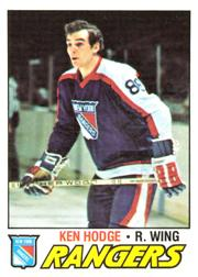 1977-78 O-Pee-Chee #192 Ken Hodge