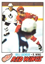 1977-78 O-Pee-Chee #212 Billy Lochead