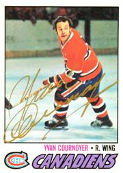 1977-78 O-Pee-Chee #230 Yvan Cournoyer