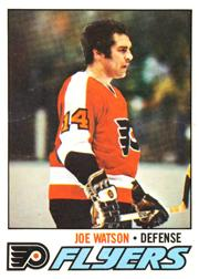 1977-78 O-Pee-Chee #247 Joe Watson