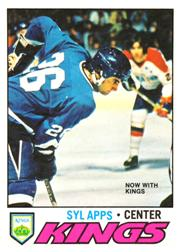 1977-78 O-Pee-Chee #248 Syl Apps